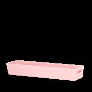 Wham Studio Basket Rectangular Blush Pink 12.01 (25953)
