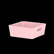 Wham Studio Basket Sq Blush Pink 13.01 (25978)