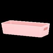 Wham Studio Basket Rectangular Blush Pink 14.01 (26003)