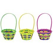 Easter Baskets Asst Small (26406-BASKC)