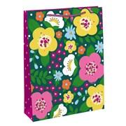 Flower Power Gift Bag Large (26970-2)