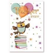 Simon Elvin Thank You Teacher Cards (27906)