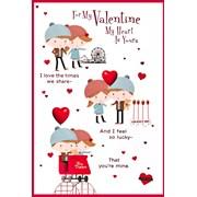 Simon Elvin Open Valentine Cards (28047)