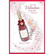Simon Elvin Open Valentine Cards (28053)