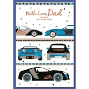 Simon Elvin Dad Fathers Day Cards (28141)