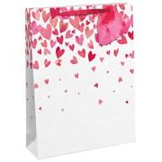 Falling Hearts Gift Bag Medium (28503-3C)