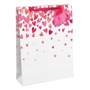 Falling Hearts Gift Bag P/fume (28503-9CC)