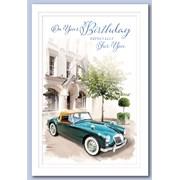 Simon Elvin Trad Male Birthday Cards (28508)