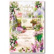 Simon Elvin Trad Female Birthday Cards (28509)