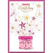 Simon Elvin Contemporary Female Birthday Cards (28512)
