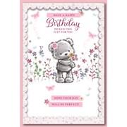 Simon Elvin Cute Female Birthday Cards (28513)