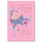 Simon Elvin Trad Female Birthday Cards (28515)