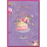 Simon Elvin Trad Female Birthday Cards (28519)