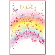 Simon Elvin Trad Female Birthday Cards (28528)