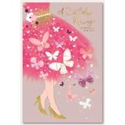 Simon Elvin Fashion Female Birthday Cards (28533)