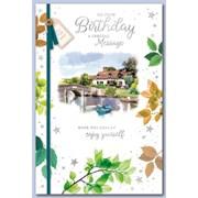 Simon Elvin Trad Male Birthday Cards (28536)
