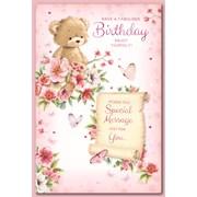 Simon Elvin Cute Female Birthday Cards (28537)