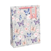 Scattered Butterfly Gift Bag Medium (28539-3CC)