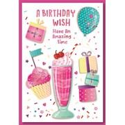 Simon Elvin Female Birthday Cards (28545)