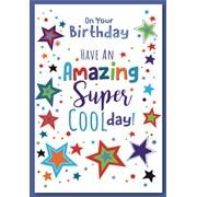 Simon Elvin Male Birthday Cards (28552)