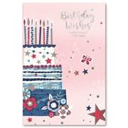Simon Elvin Female Birthday Cards (28567)
