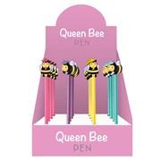 Queen Bee Pens 4 Asstd (28575-QBCC)