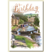 Simon Elvin Trad Male Birthday Cards (28577)