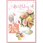Simon Elvin Trad Female Birthday Cards (28580)