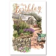 Simon Elvin Trad Male Birthday Cards (28581)