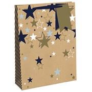 Multiple Stars Gift Bag Large (28587-2C)