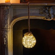 Three Kings Rope Firelights 20cm (2513010)