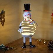 Three Kings Spiralite Snowman Light Up (2515003)