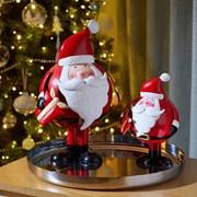 Three Kings Wibbly Santa 37cm (2530041)