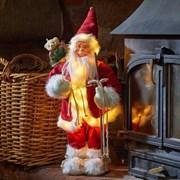 Three Kings Inlit Father Christmas Red Jumbo 60cm (2531093)