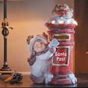 Three Kings Letter To Santa Girl 39cm (2535034)