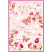 Simon Elvin Female Birthday Cards (28687)