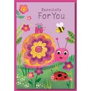 Simon Elvin Juvenile Female Birthday Cards (28691)