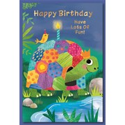Simon Elvin Juvenile Male Birthday Cards (28692)