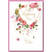 Simon Elvin Trad Female Birthday Cards (28695)