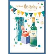 Simon Elvin Male Birthday Cards (28696)