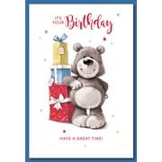 Simon Elvin Male Birthday Cards (28699)