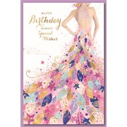 Simon Elvin Female Birthday Cards (28734)