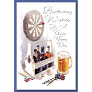 Simon Elvin Trad Male Birthday Cards (28756)