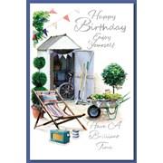 Simon Elvin Trad Male Birthday Cards (28759)