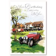 Simon Elvin Male Birthday Cards (28781)