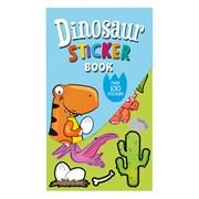 Dinosaur Sticker Book (28821-SC)