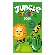 Jungle Sticker Book (28824-SC)