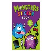 Monster Sticker Book (28830-SC)