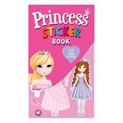 Princess Sticker Book (28833-SC)