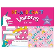 Unicorn Reward Chart (28845-URC)
